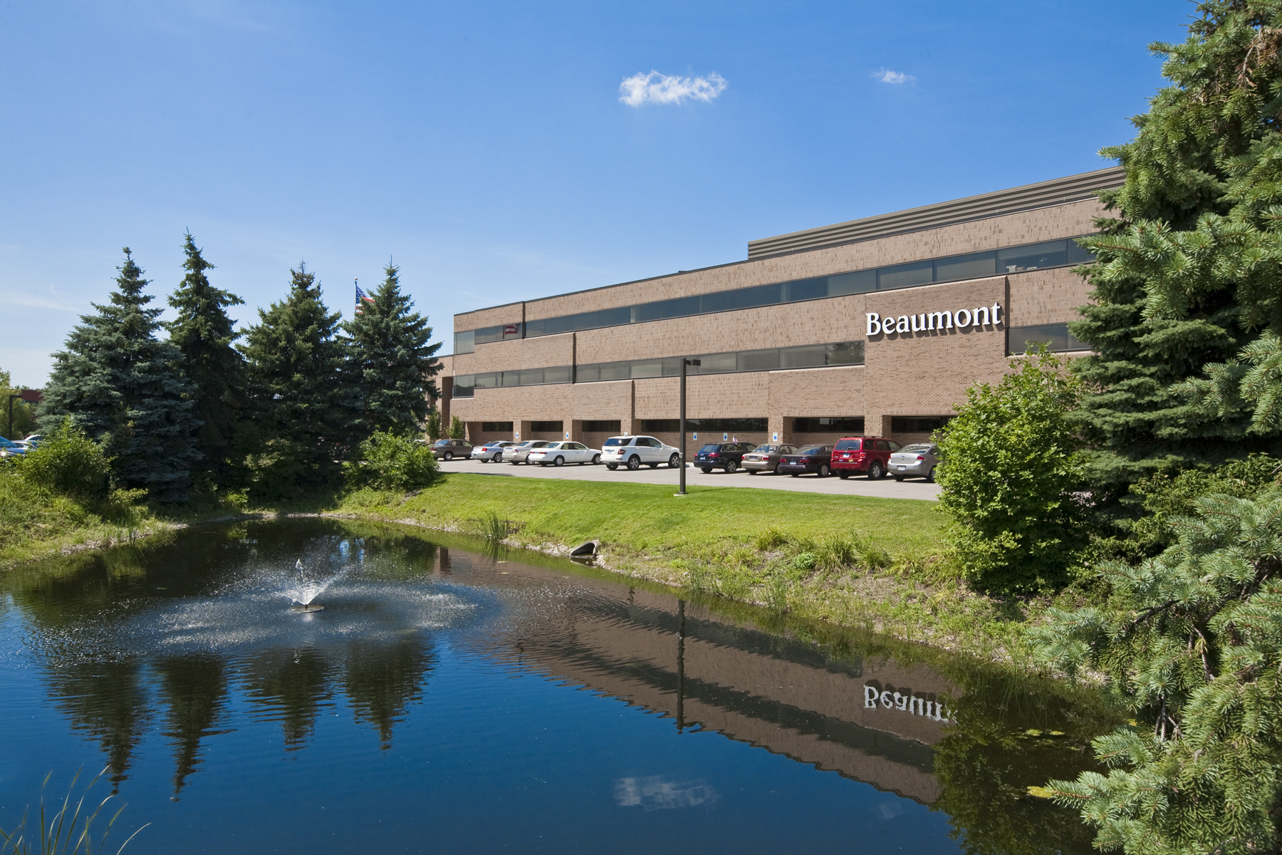 News Release: Seavest acquires Beaumont Medical Center