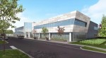 Alter+Care plans to develop the 75,000 square foot Einstein Montgomery Medical Arts Building in conjunction with the construction of the new $350 million,146-bed Einstein Medical Center Montgomery in East Norriton, Pa. Rendering courtesy of Perkins+Will