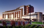 Jones Lang LaSalle was the program manager for the recently opened, 410- bed Parkview Regional Medical Center in Fort Wayne, Ind. Photo courtesy of Parkview Health