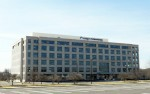 """Kaiser Permanente acquired this 200,000 square foot traditional office building in Gaithersburg, Md., in 2009 for a reported $42.8 million, converted it into medical offices and reopened it last month as a """"specialty hub."""" Photo courtesy of Kaiser Permanente"""