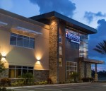 Optimal Outcomes recently completed this 36,000 square foot building in Tampa, Fla., for Florida Cancer Specialists & Research Institute. Photo courtesy of Optimal Outcomes