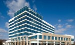 MB Real Estate of Chicago recently acquired the eight-story, 264,000 square foot Piedmont West MOB in Atlanta for $84 million, or about $318 per square foot. Photo courtesy of CBRE