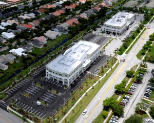 CNL Healthcare Properties recently paid $31 million for MedArts in the Springs, a two-building, medical office building (MOB) complex in Coral Springs, Fla. The unlisted REIT also recently acquired two Chula Vista, Calif., MOBs for about $29 million. (Photo courtesy of CNL Healthcare Properties)