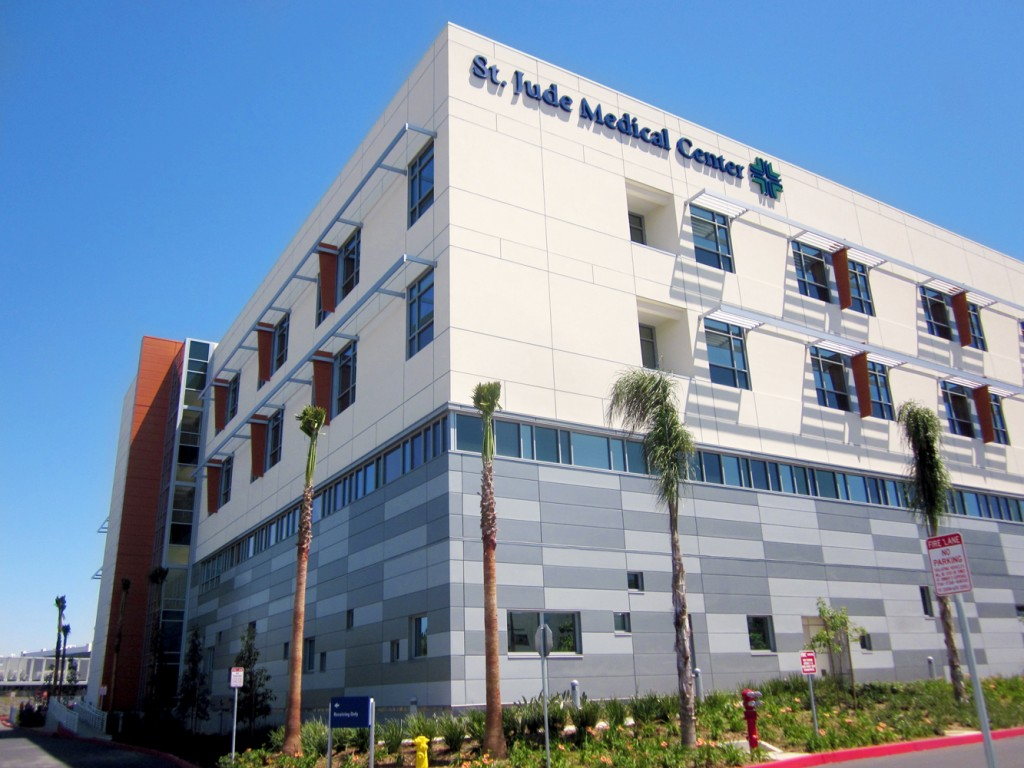 St Jude Medical Center Orange County Fullerton Ca Hospital >> News Release St Jude Medical Center Northwest Tower Project Team