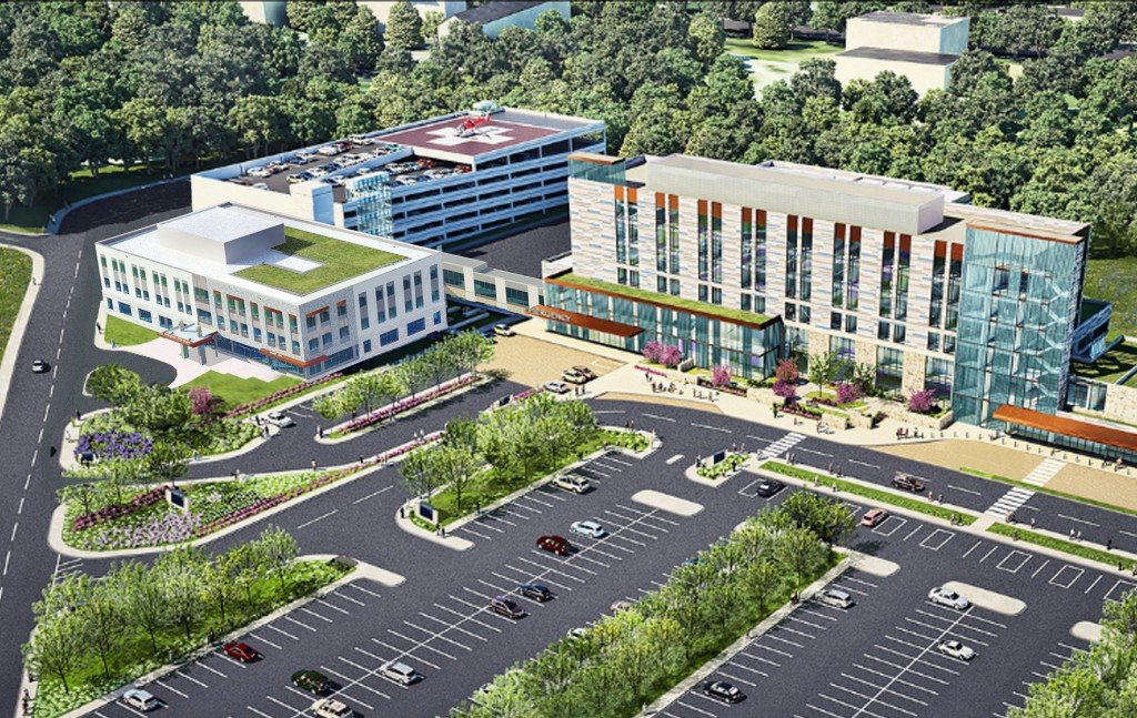 news release nexcore breaks ground on medical office building on