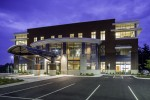 Mission Health at Biltmore Park in Asheville, N.C., is a good example of how health systems are locating outpatient services in easy-to-access, retail-area locations. The 34,469 square foot facility opened in June and sits amid a collection of restaurants, shops and residences that comprise Biltmore Park Town Square. The medical facility, owned and developed by The Keith Corp. of Charlotte, N.C., is home to Asheville-based Mission Health primary care and diagnostic imaging services. (Photo courtesy of The Keith Corp.)