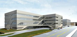 Milwaukee-based Landmark Healthcare Facilities recently broke ground for the $29 million, 90,000 square foot Hospital Hill Outpatient Center on the Truman Medical Centers (TMC) Hospital Hill campus in Kansas City, Mo. (Rendering courtesy of Truman Medical Center)