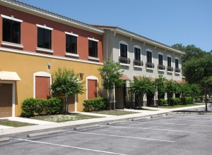 Griffin-American Healthcare REIT III recently acquired the 54,545 square foot Medical Village at Mount Dora (Fla.) for $16.3 million, or $299 per square foot. Photo courtesy of Sperry Van Ness