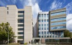 The newly rebuilt First Hill Medical Pavilion is being offered in a submarket, the First Hill area, with a Class A MOB vacancy rate of 0.39 percent. Photo courtesy of CBRE