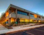 The 72,000 square foot Rohnert Park Medical Office Building began life as a general office building but got a $6 million makeover from Meridian. Photo courtesy of Meridian