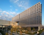 The $1.3 billion, 2.5 million square foot Parkland replacement hospital campus in Dallas is extraordinary not only for its size. The project team also had to adapt on the fly to several major changes during the five-and-one-half-year development process. Photo courtesy of Parkland