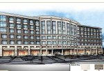 This Atlanta project is slated to include a mix of medial office and senior living space. (Rendering courtesy of CDP)