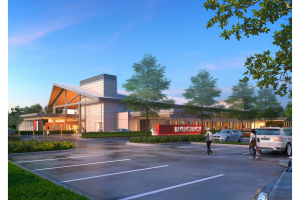 West Orange Healthcare District (WOHD) and Orlando Health proposed this new hospital. (Rendering courtesy of WOHD)