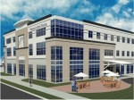 Developed and owned by NexCore Group, the new Women's Care Florida (WCF) women's health center will bring imaging and high-level surgical services to the Westshore area of Tampa, Fla. (Photo courtesy of NexCore Group)