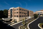 Doctors Professional Building is on the campus of Doctors Community Hospital in Lanham, Md. (Photo courtesy of NexCore Group)