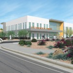 Irgens completed the $17 million acquisition of four acres of land for an upcoming Gilbert medical campus that is already 65 percent pre-leased. (Rendering courtesy of Irgens)