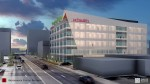 This  new, five-story, 89,000 square foot building is being developed in the Denver area. (Rendering courtesy of Brookhaven Capital Partners)
