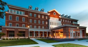 As part of its joint venture partnership with USAA Real Estate, Flagship Healthcare Properties in mid-2016 added to its portfolio this facility, the 100,000 square foot DePaul Medical Plaza in Norfolk, Va. (Photo courtesy of Flagship Healthcare Properties)
