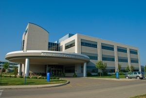 The 73,238 square foot Adena Health Pavilion at 4437 Highway 159 in Chillicothe, Ohio, was part of Starwood Property Trust's acquisition of a 35-building portfolio from NorthStar Realty Finance for $796.6 million to close out Q4 2016, bolstering the quarter's total MOB sales volume to $3.33 billion. Photo courtesy of Cornerstone Cos. Inc.