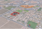 Gilbert Land Price Reduced: For Sale $14/SF - 15309,15319, and 15343 E. Melrose Street Gilbert, AZ 85297