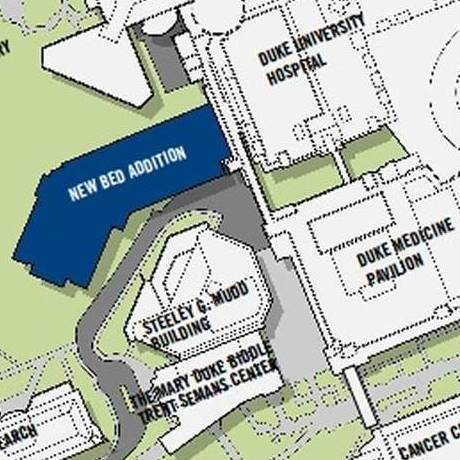Inpatient Projects: Duke University Hospital gains approval to add on