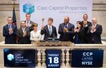 Care Capital Properties began operating as a standalone company In August 2015. Photo courtesy of Care Capital Properties