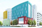 Outpatient Projects: University of Louisville tops out new $78 million, eight-story, 171,000 square foot Pediatrics MOB