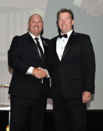 COMPANIES & PEOPLE: Lillibridge Healthcare Services' Ian Hughes receives BOMA regional member of the year award