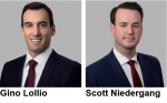 News Release: Gino Lollio and Scott Niedergang Join Cushman & Wakefield's Healthcare Advisory Group