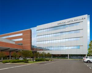 The Princeton Medical Arts Pavilion in Plainsboro, N.J. (Photo courtesy of JLL)