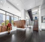 News Releases: EYP's New Office Celebrates Downtown Atlanta - and Its Own, Distinctive Organization