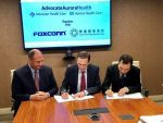 News Release: Advocate Aurora Health, Foxconn Announce Comprehensive Health Collaboration