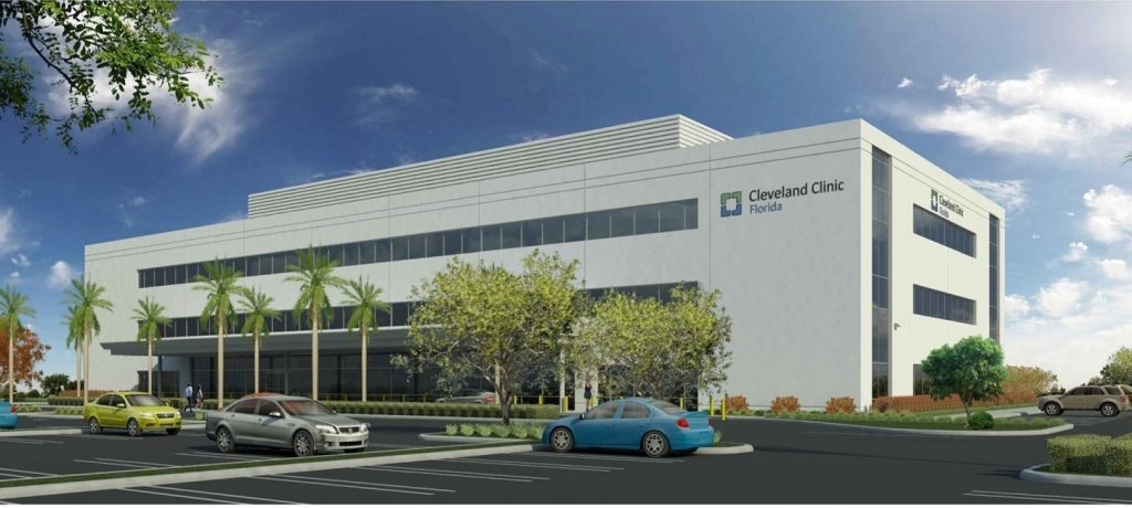 News Release: Cleveland Clinic FL Coral Springs Health Center Open