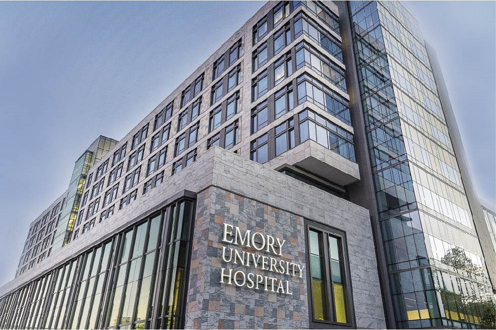 News Release: Best healthcare projects of 2018: Emory