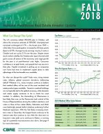 Thought Leaders: CBRE Fall 2018 National Healthcare Real Estate Investor Update