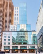 Germany-based Commerz Real acquired the 25-story, 389,522 square foot building at 222 E. 41st St., for $332.5 million, or $854 per square foot (PSF). (Photo by Frank Zimmerman, courtesy of Columbia Property Trust)