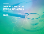 News Release: CBRE: Outpatient Centers on the Rise as Average Asking Rent for U.S. Medical Office Buildings Reaches Record High