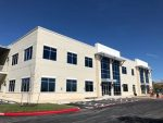 Construction has been completed on Hunter Professional Plaza at 151 Stagecoach Trail in San Marcos, Texas.