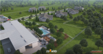 29 Acres will include 14 homes with multiple floor plans; an 8,000 square foot community center; and outdoor areas including a swimming pool, activity fields, gardens and walking paths. Caddis and the non-profit organization 29 Acres hope to replicate the community in other parts of the country.