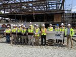 News Release: IMC Construction's Penn Medicine Radnor Tops Out