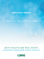 Thought Leaders: 2019 Healthcare Real Estate Investor & Developer Survey Results