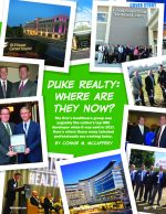 Cover Story: Duke Realty - Where are they now?