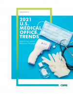 Thought Leaders: 2021 U.S. Medical Office Trends: Resilience Amid Historic Change (CBRE)