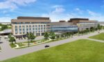 Texas Children's Hospital Austin, a comprehensive, state-of-the-art health care campus, will open in 2024, bringing a top tier children and women's hospital to the city. It will provide inpatient services in the hospital and numerous subspecialty services in the outpatient building. Photo credit: Page/Texas Children's Hospital