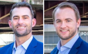 Companies & People: Five questions with Chris Lashmet and Eric Lee