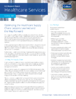 Thought Leaders: Colliers Summer 2021 Healthcare Research Report