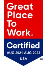News Release: Anchor Health Properties Earns 2021 Great Place to Work Certification™